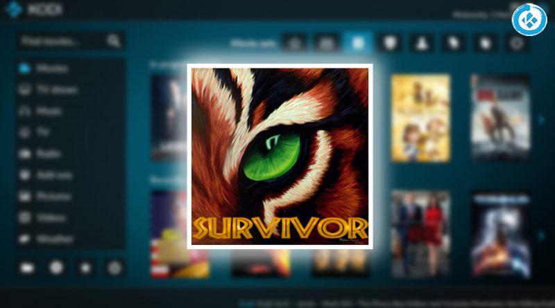 addon survivor en kodi