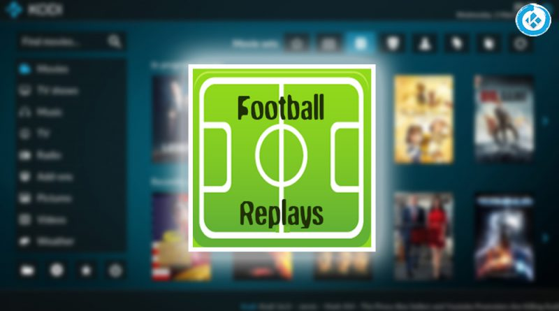 addon football replays en kodi