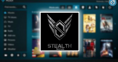 addon stealth en kodi