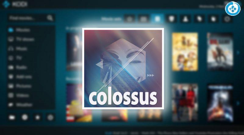 repositorio colossus en kodi
