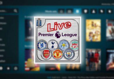 Como Instalar Addon Live Premiership en Kodi [Premier League y Más]