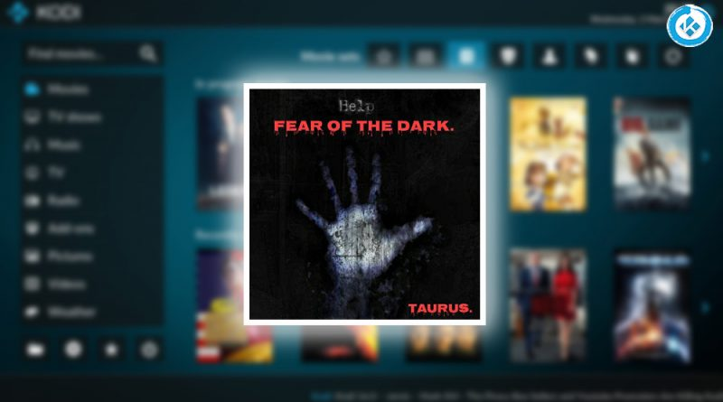 addon fear of the dark en kodi
