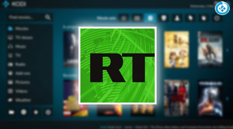 Cómo Instalar Addon RT en Kodi [Russia Today News]