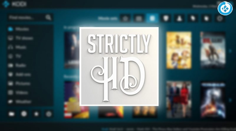 addon strictly hd en kodi