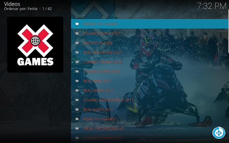 addon x games en kodi