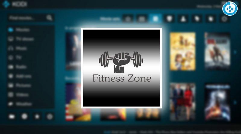 addon fitness zone en kodi