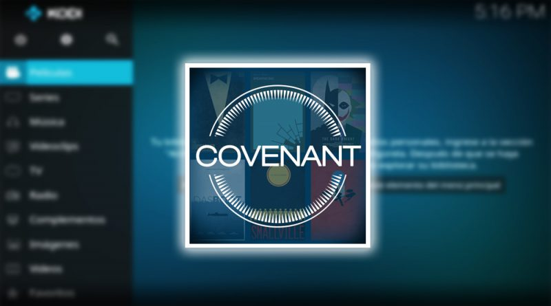 addon covenant en kodi
