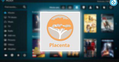addon placenta en kodi