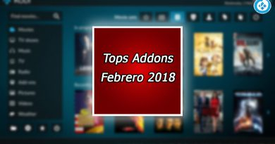 Los Mejores Addons en Kodi Febrero 2018