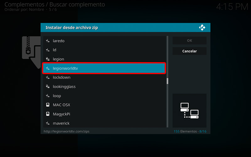 addon golden latino en kodi