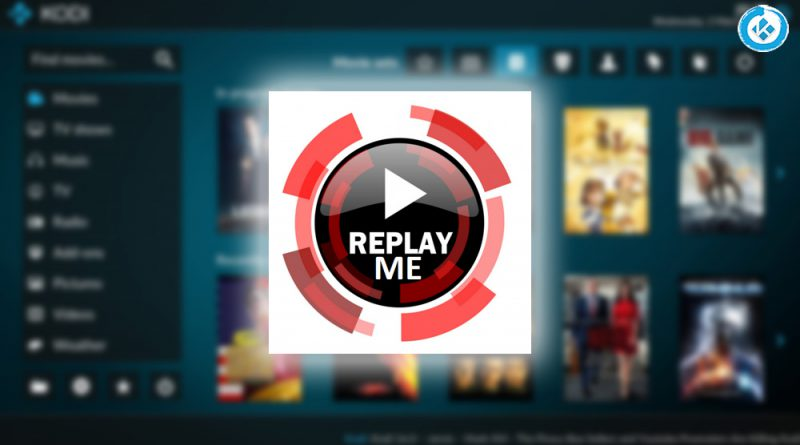 addon replay me en kodi