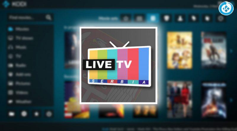 addon live tv serbia en kodi