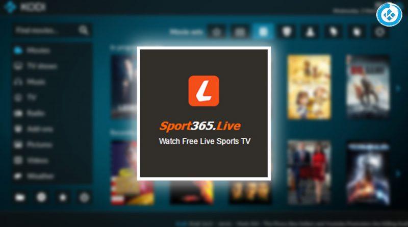 addon sport365 en kodi