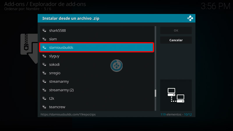 addon mp3 streams en kodi
