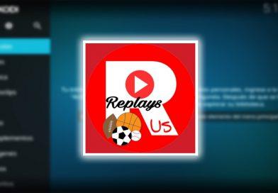 Cómo Instalar Addon Replays R US en Kodi [Repeticiones Deportes]