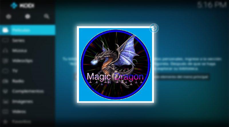Cómo Instalar Addon The Magic Dragon en Kodi [All-In-One]