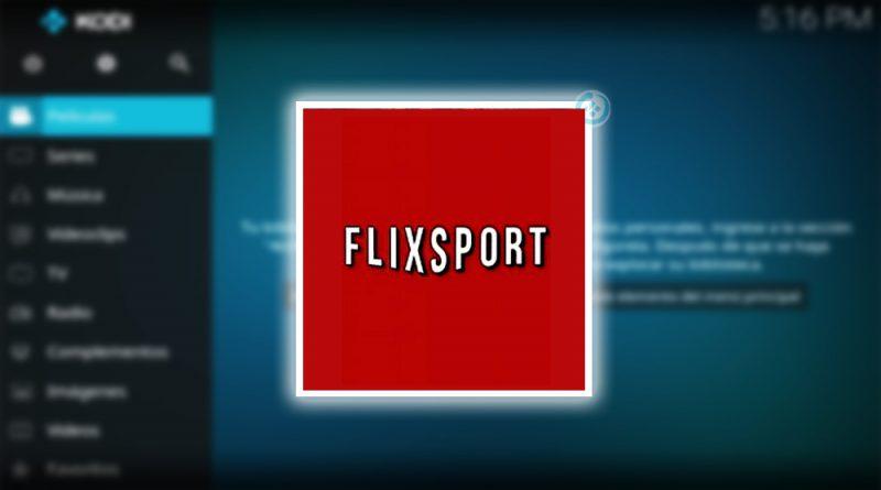 addon flixsports replays en kodi