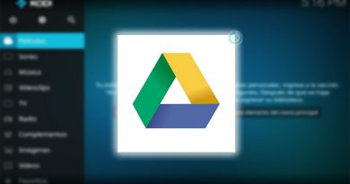Cómo Instalar Addon Google Drive en Kodi