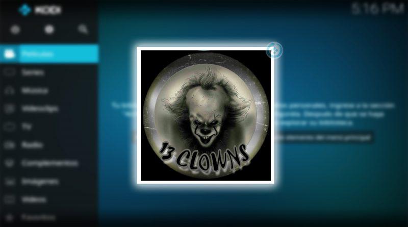 addon 13 clowns en kodi