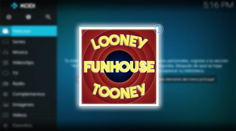 looney tunes funhouse en kodi
