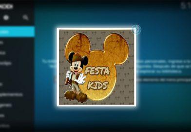 Cómo Instalar Addon Festa Kids en Kodi [Infantil]