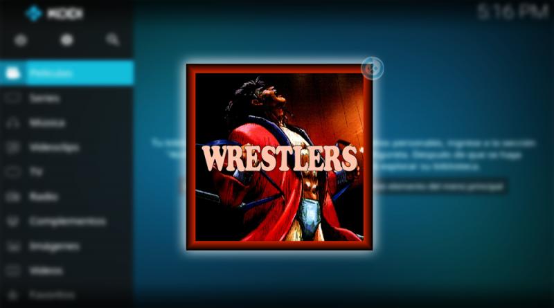 addon wrestlers en kodi