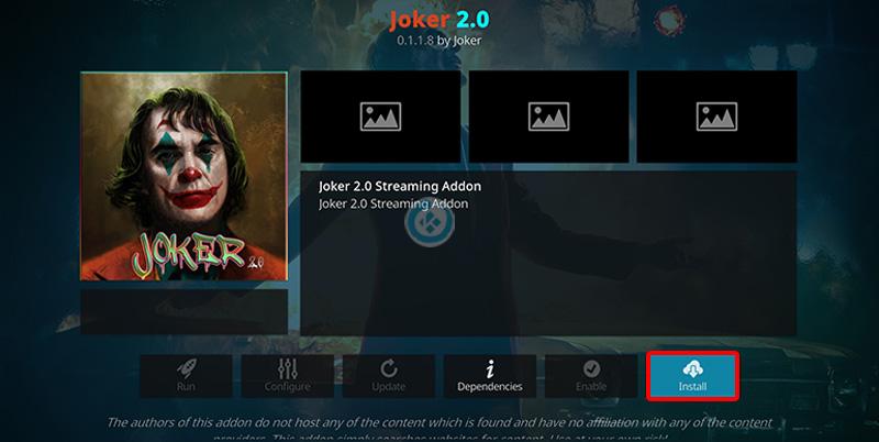 addon joker 2.0 en kodi