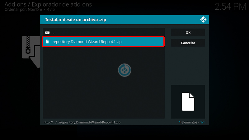 addon alpha quadrant sports en kodi