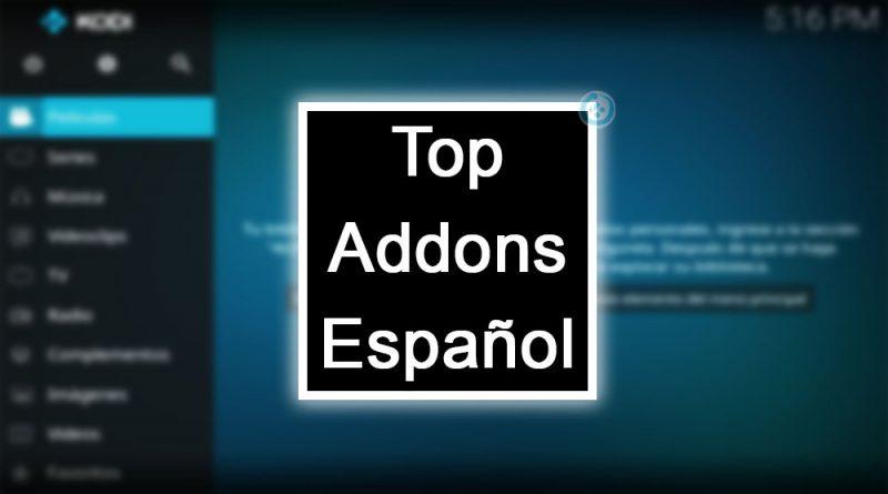 mejores addons en español para kodi