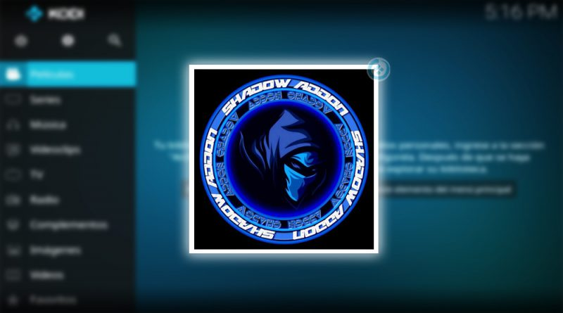 addon shadow en kodi