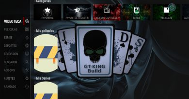 Cómo Instalar Build GT King en Kodi [Beelink]