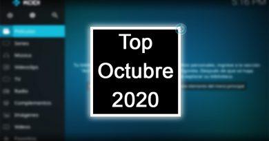 Los Mejores Addons en Kodi Octubre 2020