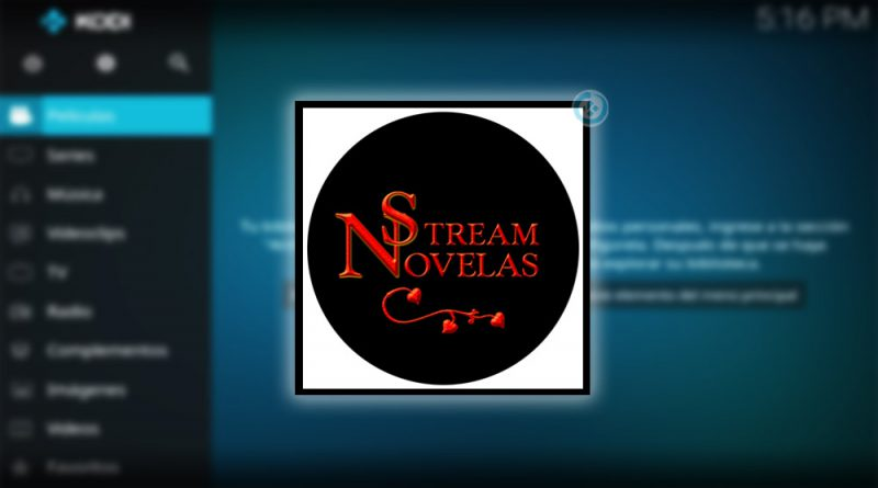 Cómo Instalar Addon Novelas Stream en Kodi