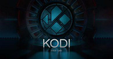 Nueva Versión de Kodi 18.9 Leia ¿Actualizar?