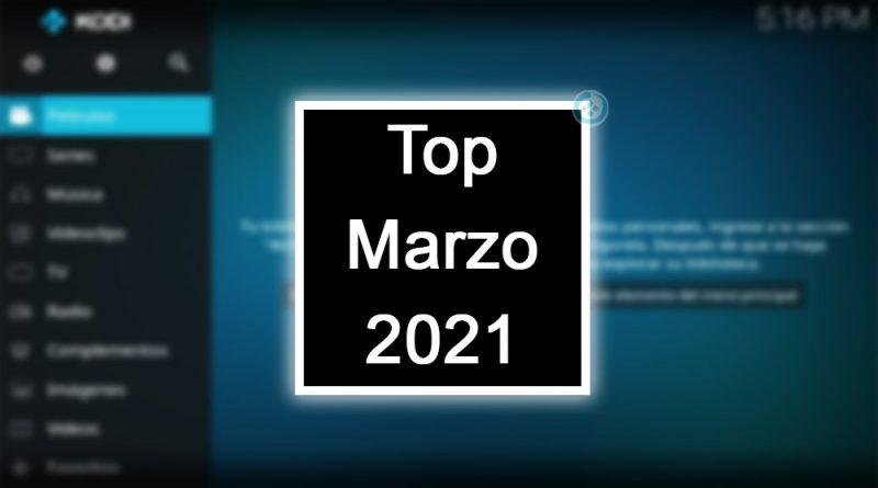 addons de kodi marzo 2021