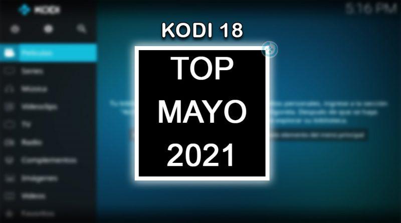 addons de kodi mayo 2021