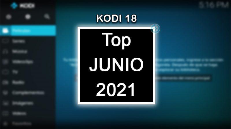 addons de kodi junio 2021
